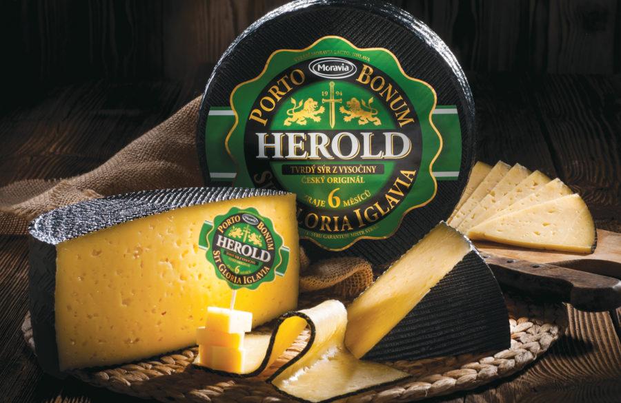Herold - český sýr světové chuti