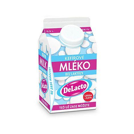 DeLacto Kefírové mléko