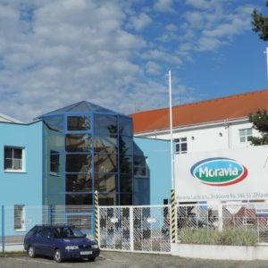 Moravia Lacto mlékárna