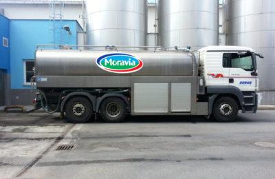 O mlékárně