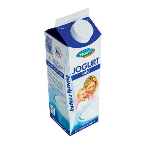 Jogurt bílý