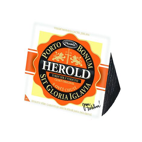 Herold s ovčí chutí