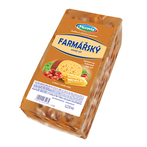 Farmářský sýr (výkroj)