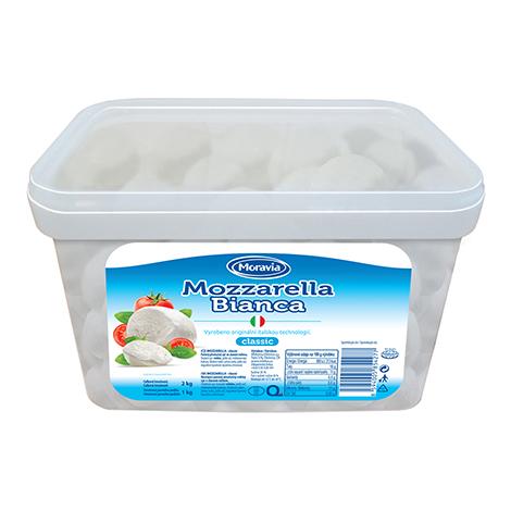 Mozzarella Classic (kyblík)