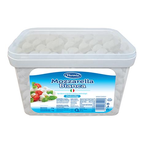 Mozzarella Třešničky (kyblík)