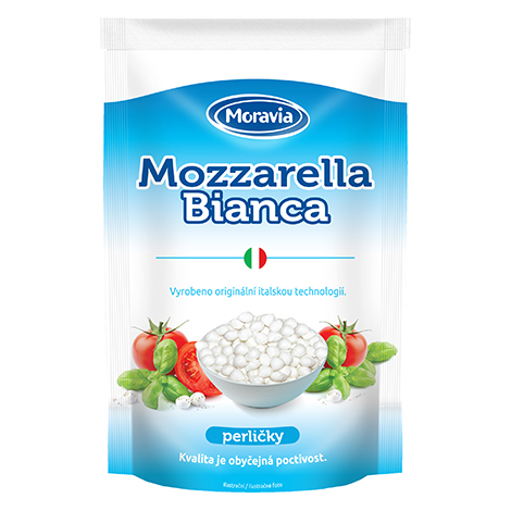 Mozzarella perličky