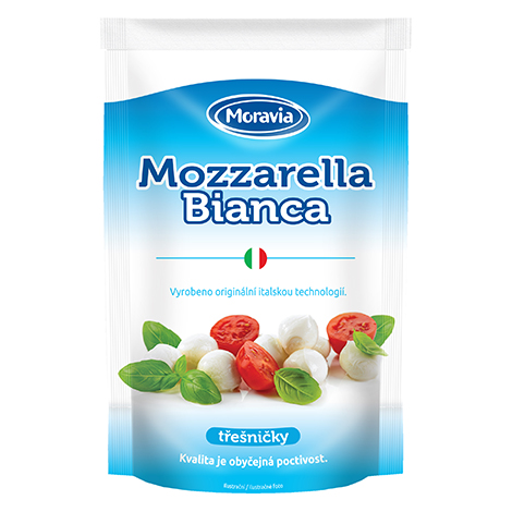 Mozzarella třešničky