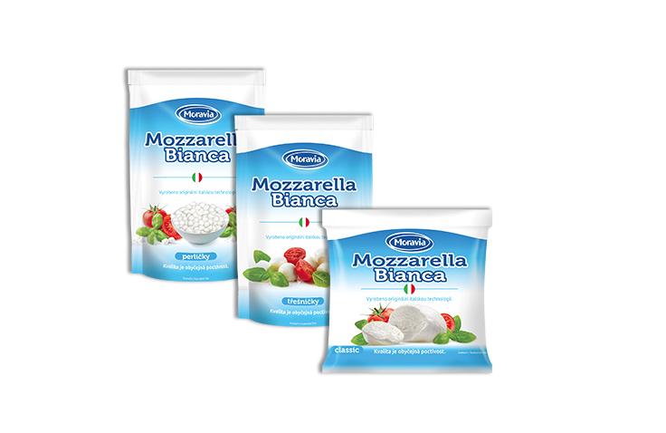 Mozzarella Bianca Moravia