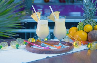Piña Colada smoothie bez alkoholu